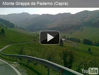 Video Monte Grappa da Possagno (capra)